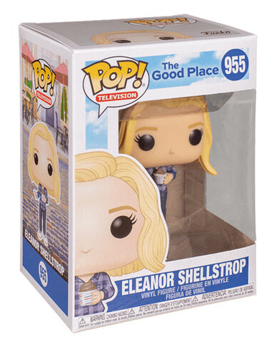 Figurine Funko Pop! N°955 - The Good Place - Eleanor Shellstrop