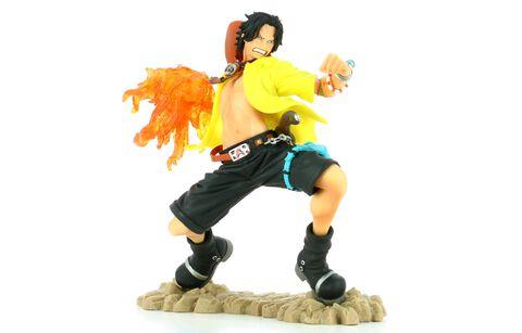 Figurine - One Piece - Portgas D Ace 20ème anniversaire