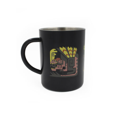 Mug - Monster Hunter - Acier