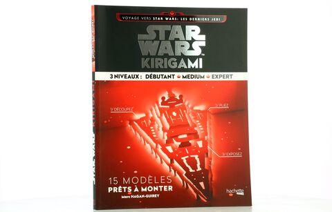 Livre - Star Wars - Kirigami