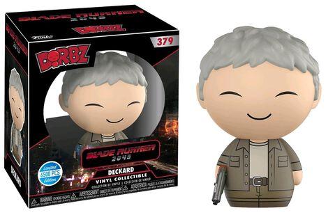 Figurine Dorbz N°379 - Blade Runner - Deckard