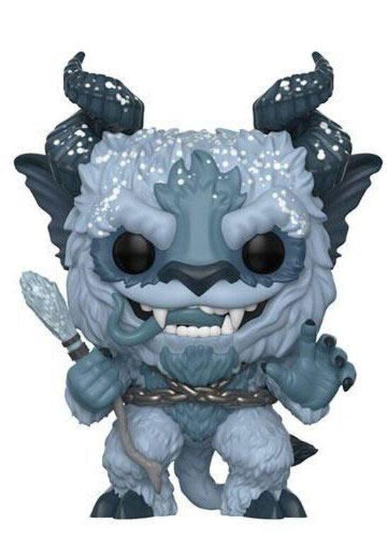 Figurine Funko Pop! N°14 - Krampus - Frozen Krampus (exclusivité Micromania - Zi