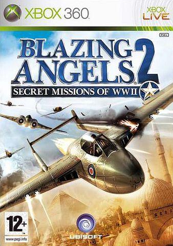 Blazing Angels 2, Secret Missions Of Wwii