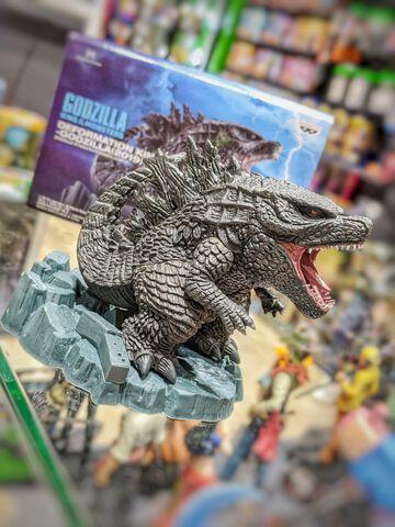 Figurine - Godzilla - Deforume 9 Cm