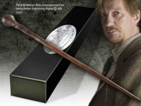 Réplique - Harry Potter - Baguette de Remus Lupin