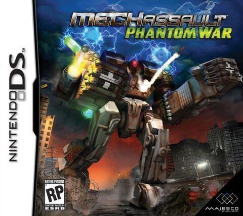 Mech Assault, Phantom War