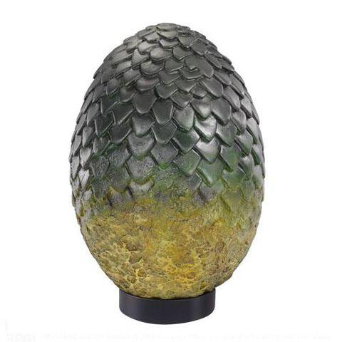 Réplique - Le Trône de Fer - Oeuf de Dragon Rhaegal 20 cm