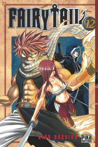 Manga - Fairy Tail - Tome 12