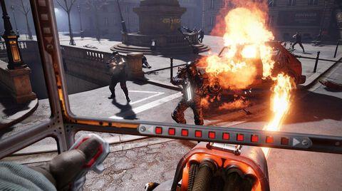 Wolfenstein II Cyberpilot Vr