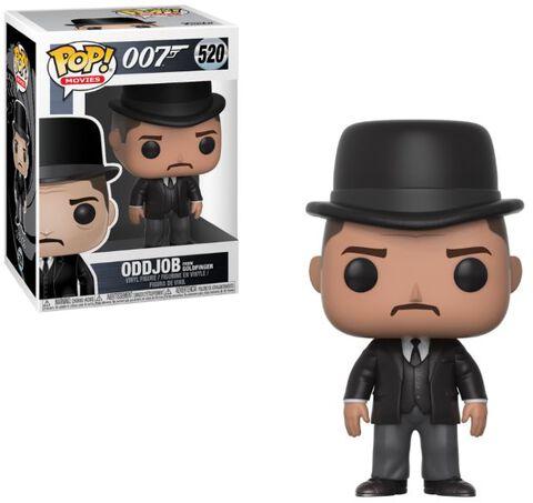 Figurine Funko Pop! N°520 - James Bond - Oddjob