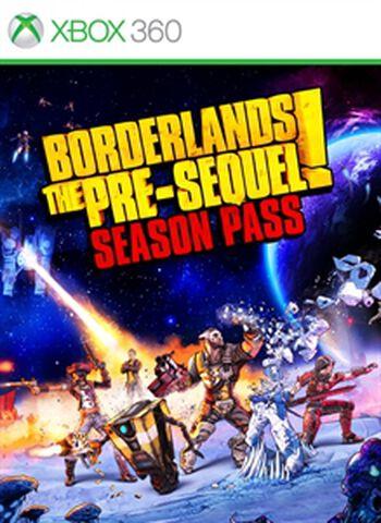 Season Pass Borderlands The Pre-sequel