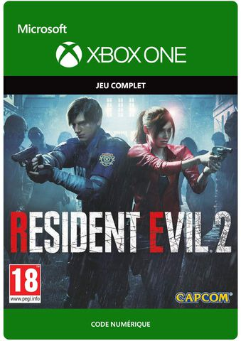 Resident Evil 2 - Jeu complet - Version digitale