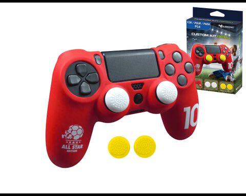 Custom Kit Football Rouge