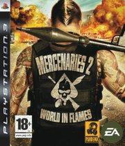 Mercenaries 2, L'enfer Des Favelas