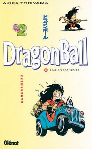 Manga - Dragon Ball - Tome 02 Kamehameha