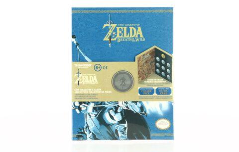 Album pour pièces de collection - Zelda