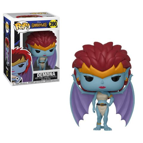 Figurine Funko Pop! N°390 - Gargoyles - Demona