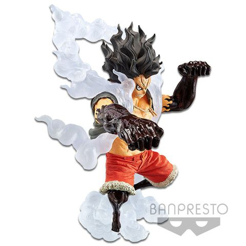 Figurine - One Piece - Luffy Snakeman