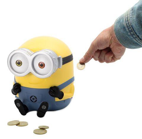 Tirelire - Minions - Bob