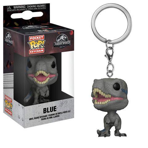 Porte-cles Funko Pop! - Jurassic World 2 - Blue