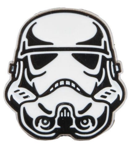 Badge - Star Wars - Pack de 3 Stormtrooper, Dark Vador et Boba Fett