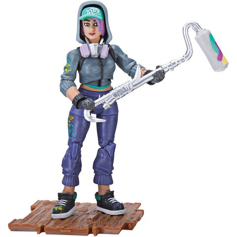 Figurine - Fortnite - Pack Figurine Teknique