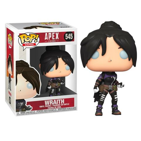Figurine Funko Pop! N°545 - Apex Legends - Wraith