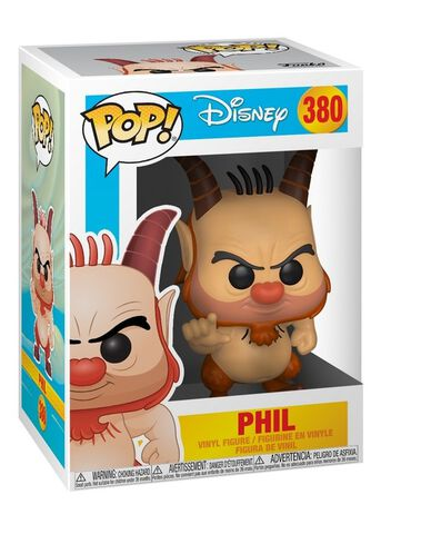Figurine Toy Pop N°380 - Hercule - Phil