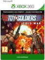 Toy Soldiers Cold War Digital Xbox 360 à Jouer sur Xbox One - Jeu complet - Version digitale