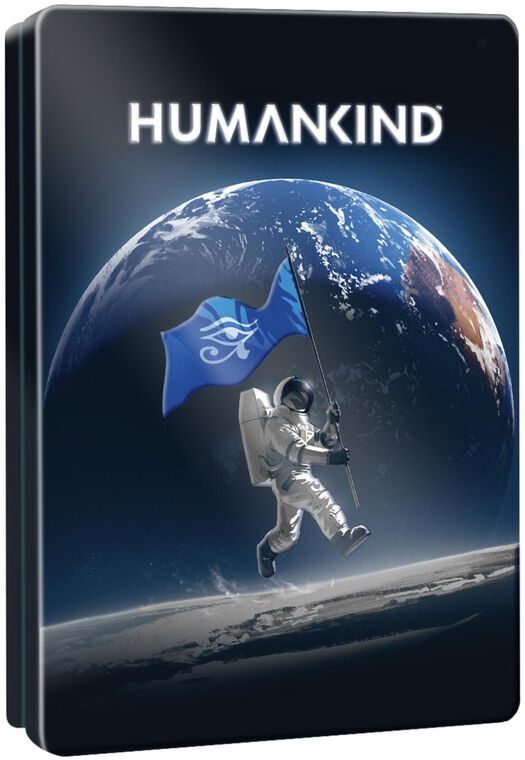 Humankind Day One Edition Metal Case