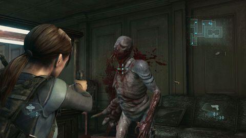 Resident Evil Revelations