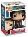 Figurine Funko Pop! N°229 - Wonder Woman - Cloak