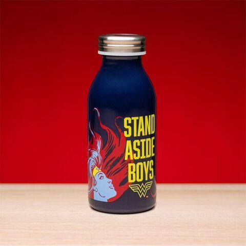 Gourde - Wonder Woman - Bouteille D'eau Stand Aside Boys