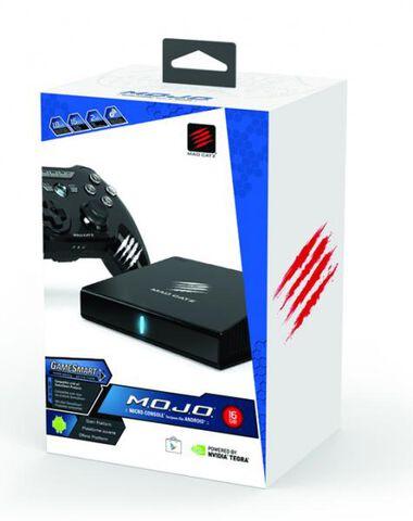 Micro Console Madcatz  M.o.j.o Pour Androïd