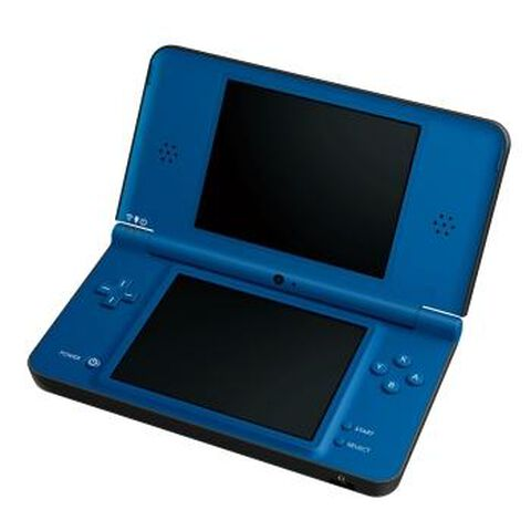 Nintendo Dsi Xl, Bleue
