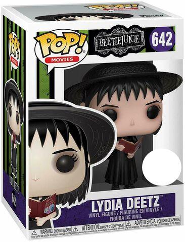 Figurine Funko Pop! N°642 - Beetlejuice - Lydia