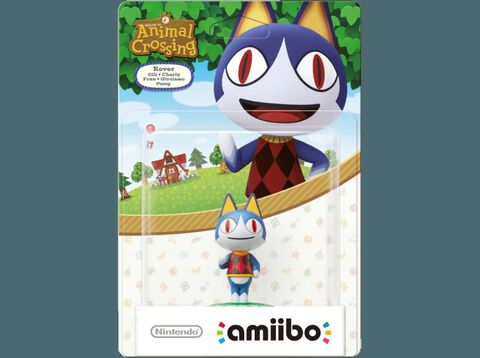 Figurine Amiibo Animal Crossing Charly
