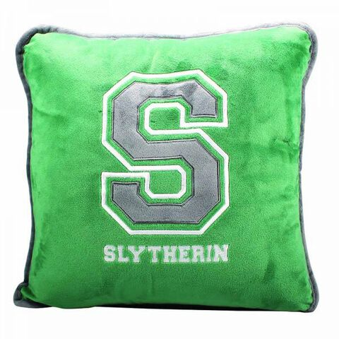 Coussin - Harry Potter - S Serpentard