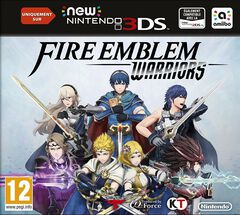Fire Emblem Warriors (new Ds Seulement)