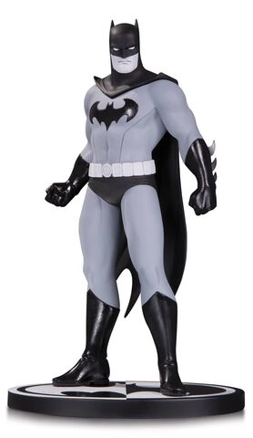 Statuette - Batman - Noir et Blanc - Par Amanda Conner