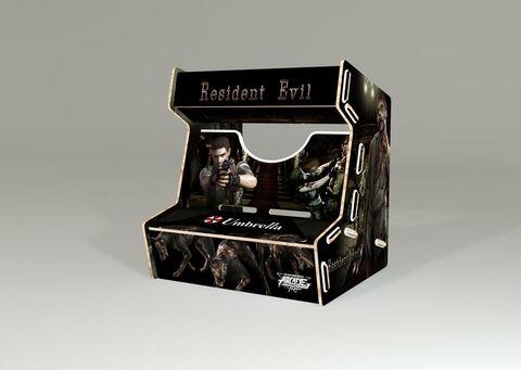Arcade Mini - Résident Evil