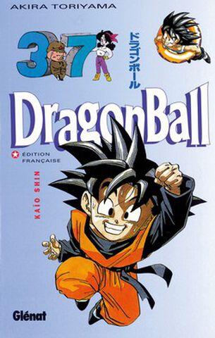 Manga - Dragon Ball - Tome 37 Kaio Shin