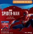 Marvel's Spider-man : La ville qui ne dort jamais - DLC - Version digitale