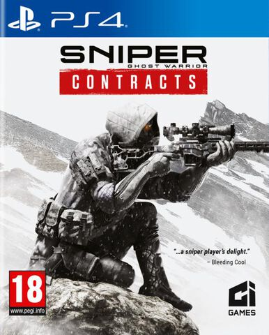 Sniper Ghost Warrior Contracts