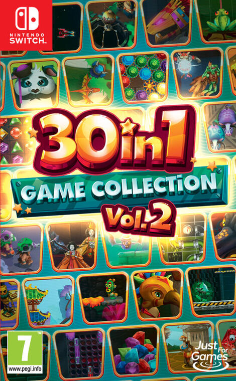 30 In 1 Games Collection Vol. 2