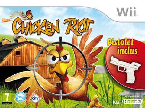 Chicken Riot + Pistolet