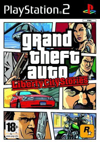 Grand Theft Auto, Liberty City Stories