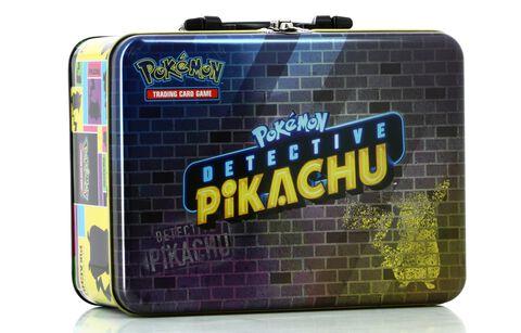 Coffret Pokémon - Trésors Détective Pikachu