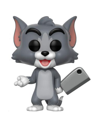 Figurine Funko Pop! N°404 - Tom Et Jerry - Tom