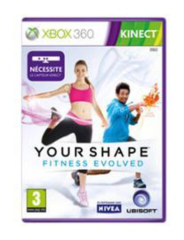 Your Shape, Fitness Evolved (kinect)